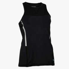 Salming Run Laser Tank Women Black Melange